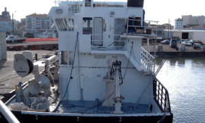 Petrel Engineering manufacturer of Winches, Cranes, Cable Reelers, Diver Lifts, Boat Davits, Hose Reels, Fish Pumps
