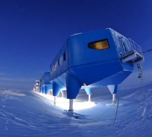 Petrel-engineering-Halley VI Research Station